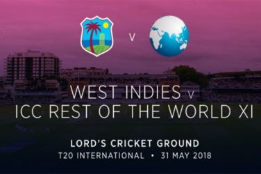 ICC World XI vs West Indies