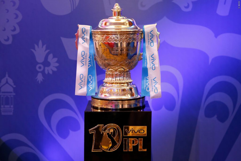 IPL T20 Winners List from 2008 to 2018
