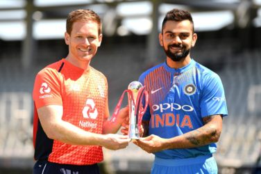 2nd T20I England vs India