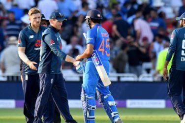 India vs England 3rd ODI