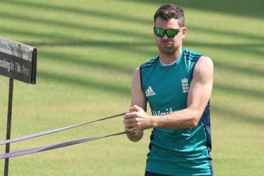 James Anderson regains top ICC Test bowler