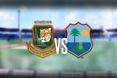 West Indies tour of Bangladesh 2018