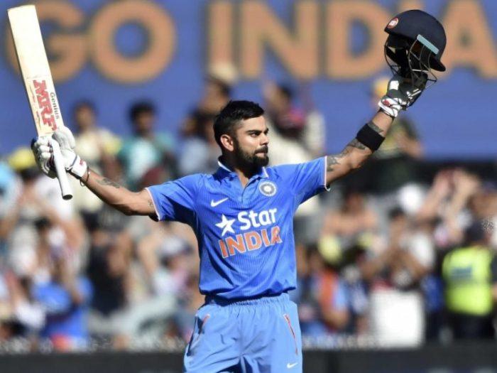 Virat Kohli retains his No.1 spot