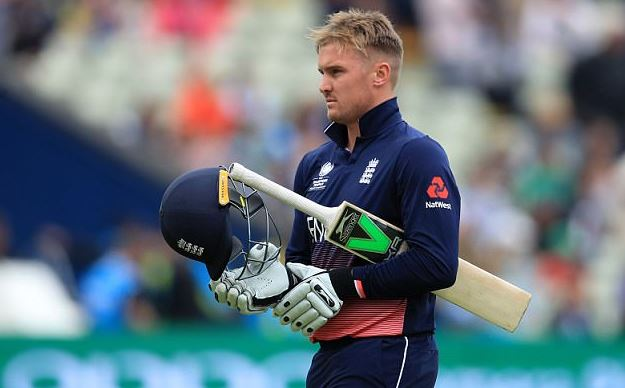 Jason Roy, the England opener, missed Surrey's final T20 Blast game