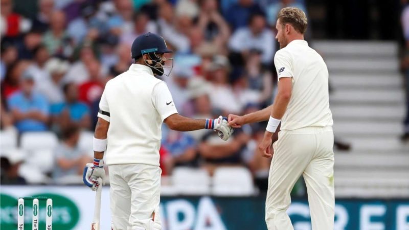 IND vs ENG: India reach 307/6 on first day against England