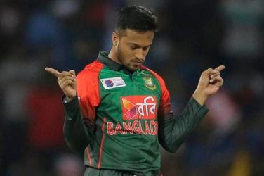 shakib playing in asia cup