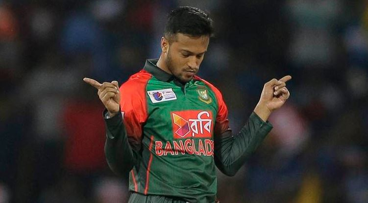 Bangladesh hopeful of Shakib playing in Asia Cup