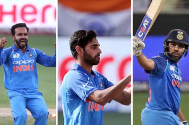 India thrash Pakistan