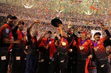 Trinbago Knight Riders Beat Guyana Amazon Warriors