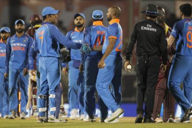 India outshine West Indies