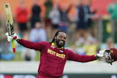 Gayle declines selection for India tour