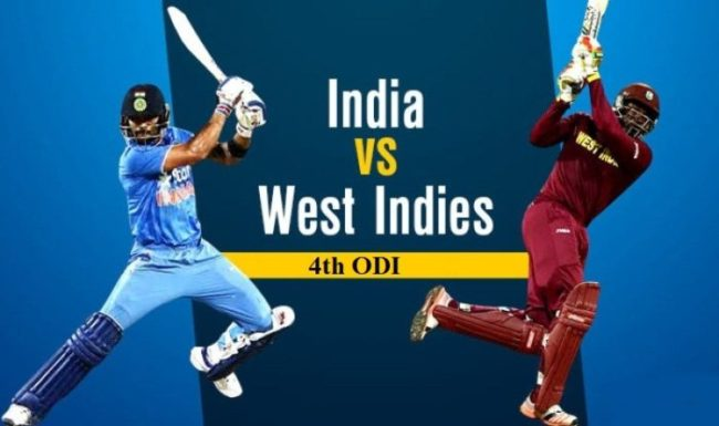 India vs West Indies