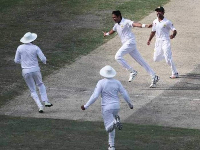 Pakistan in command against Australia