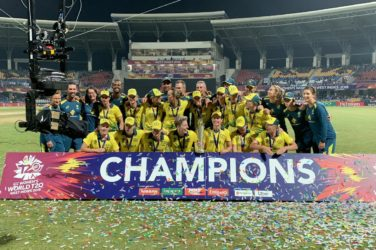 Australia beat England to win Women's World T20 Title
