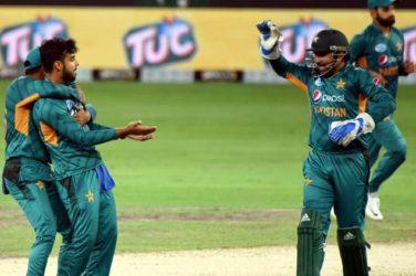 Pakistan extend unbeaten run