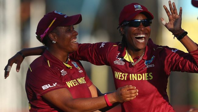 ICC Women's World Twenty20: West Indies beat England by four wickets
