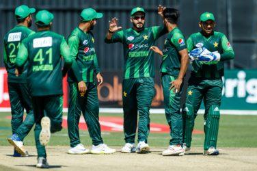 Pakistan bag another T20 series