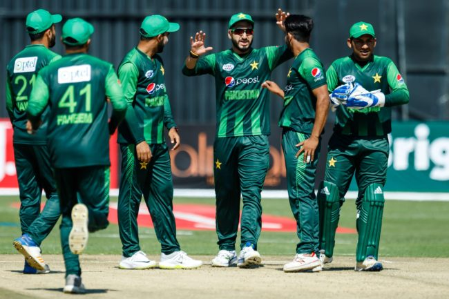 Pakistan bag another T20 series sweep