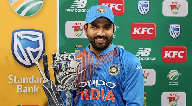 Rohit rested from India A squad of New Zealand