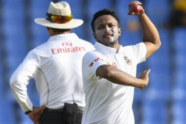 Shakib returns to lead Bangladesh in first Windies Test