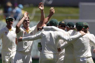 Australia vs India 2018