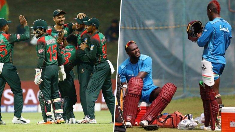 Bangladesh v Windies Live Scores, Schedule