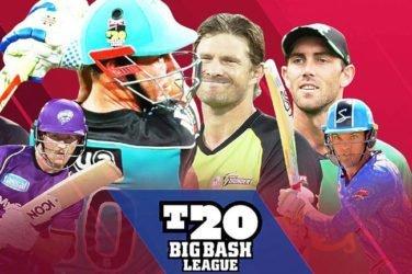 Big Bash league 2018