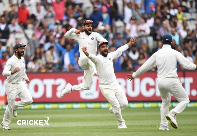 India win third Test