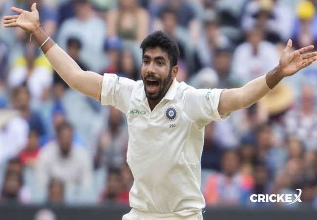 Jasprit Bumrah took nine wickets in Melbourne.