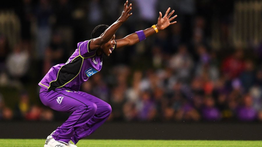 Jofra Archer appeals Getty Images
