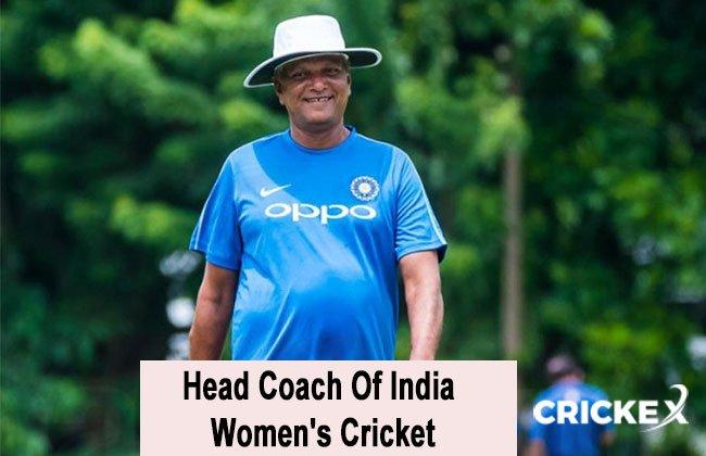 WV Raman As Head Coach Of India Women's Cricket