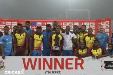 West Indies crush Bangladesh