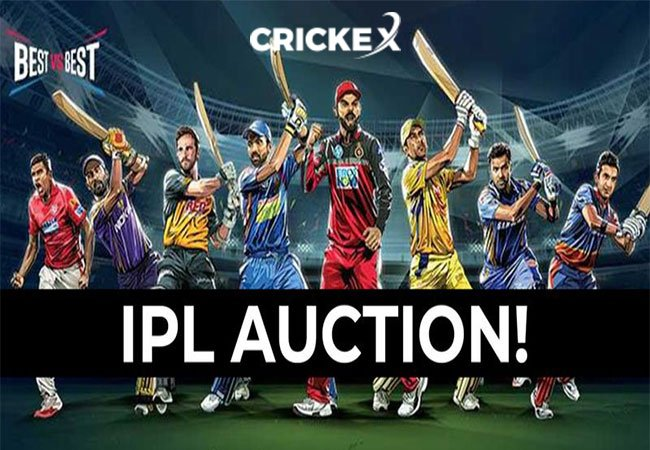 IPL 2019: Live Update- Player Auction