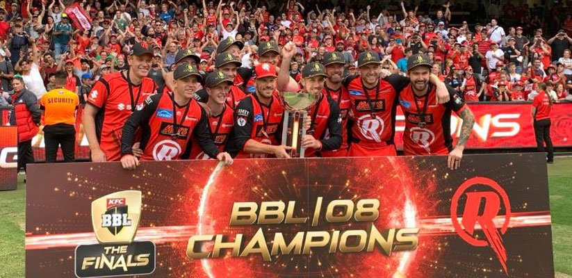BBL Final: Melbourne Renegades defeated Stars to clinch maiden title