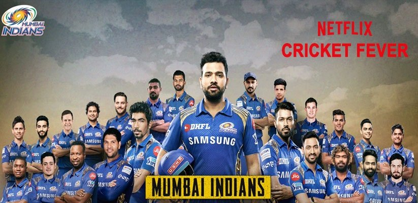 MI documentary 'Cricket Fever' set to launch in March