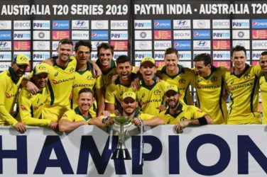 Maxwell fires Australia to maiden T20 series win over India