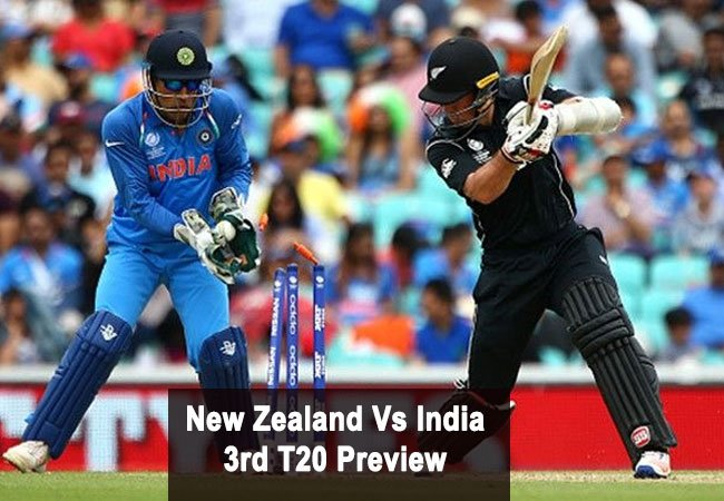 New Zealand Vs India 3rd T20 Preview