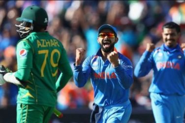 No India-Pakistan Word Cup clash