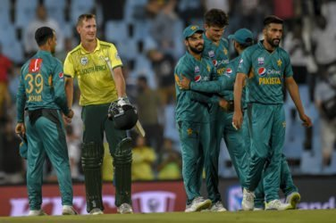Pakistan end tour with consolation win