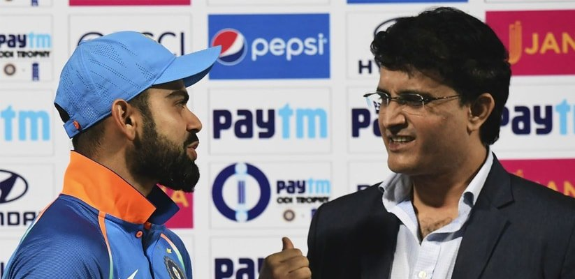 India are favourites at World Cup: Sourav Ganguly