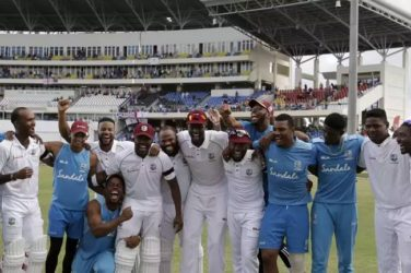 Windies bowlers star to help claim historic series win