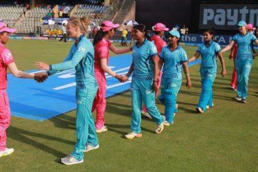 Women's T20 exhibition matches