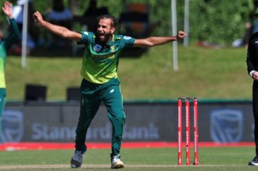 Imran Tahir to quit ODI cricket