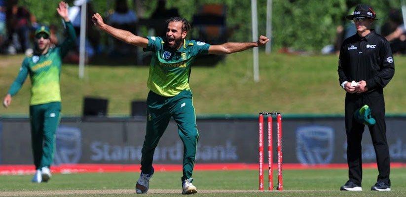 Imran Tahir to quit ODI cricket