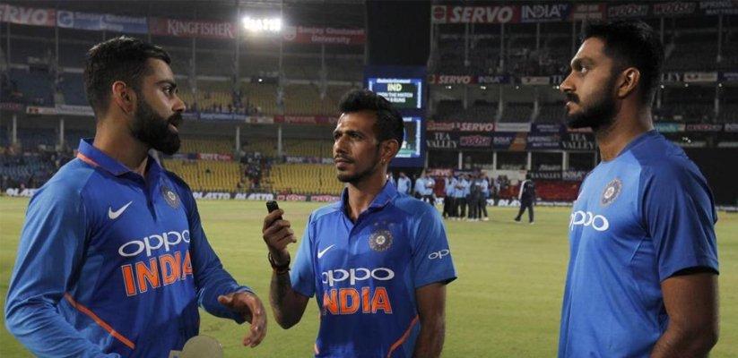 India Seal Eight-Run Win