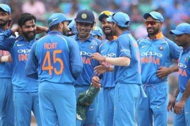 India X1 WC 2019