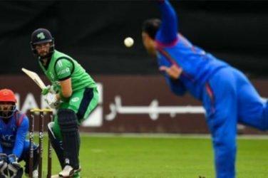 Ireland beat Afghanistan