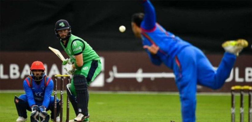 Ireland beat Afghanistan by five wickets, level ODI series