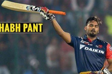Rishabh Pant earns Grade A