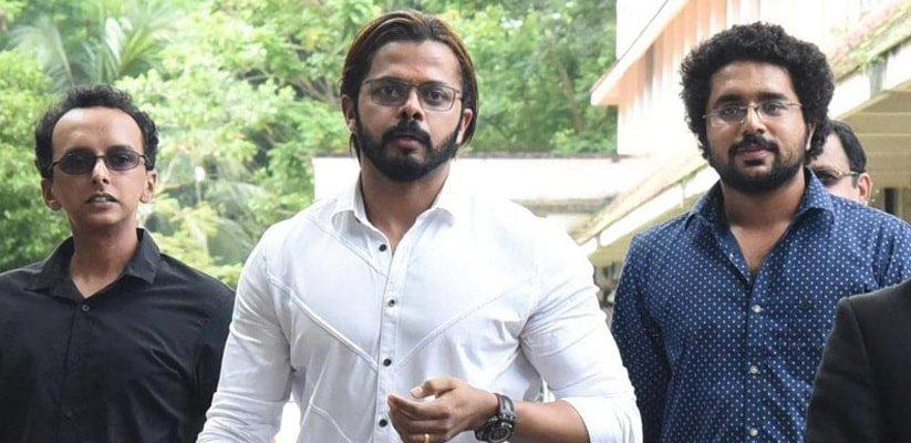 Sreesanth's plea against lifetime ban